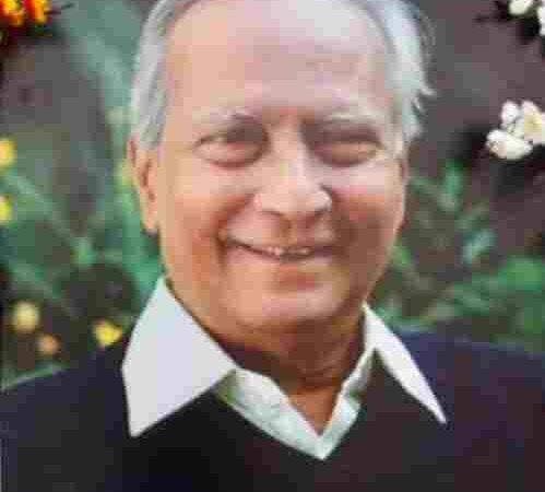 """""""काव्य भारती संस्थापक दादा मनीष दत्त की प्रथम पुण्यतिथि 21 फ़रवरी को मनाई जावेगी"""""""