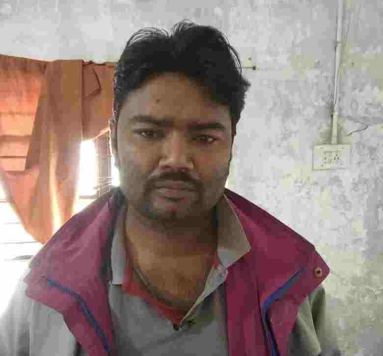 *छाल के ग्राम बांसाझार में 10 लीटर महुआ शराब के साथ आरोपी गिरफ्तार*….