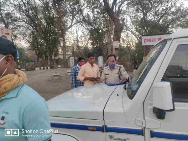 रायगढ़ में बिना मास्क घूम रहे 910 व्यक्तियों पर आज हुई कार्यवाही