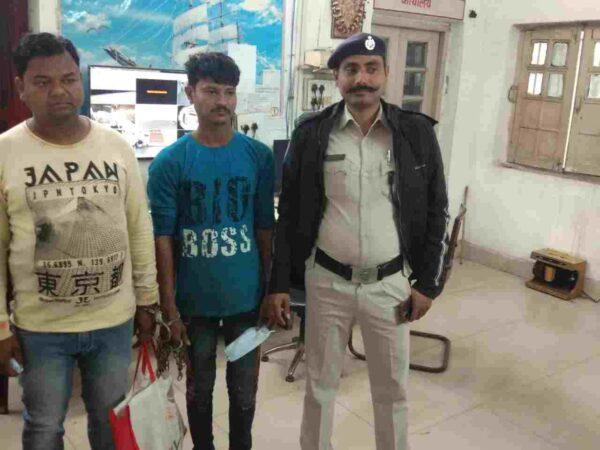 आरपीएफ की विशेष टीम ने दो वारंटियों को गिरफ्तार करने में अहम कामयाबी हासिल की रेल्वे के न्यायालय ने दोनों को जेल भेजने के दिए आदेश