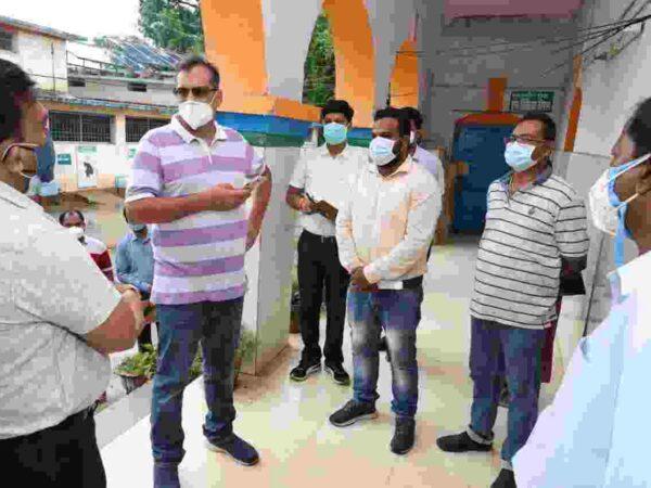 मल्टी स्पेशलिटी हॉस्पिटल में अपग्रेड होगा धरमजयगढ़ का सिविल अस्पतालशिशु, स्त्री व अस्थि रोग से जुड़े इलाज व सर्जरी की मिलेगी सुविधा : भीम सिंह